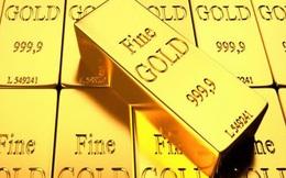 Giá vàng chạm 1.900 USD/ounce