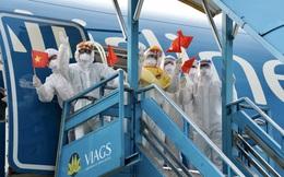 Vietnam Airlines vận chuyển miễn phí nhân lực cùng hành lý đi kèm để phòng chống dịch cho Bắc Ninh, Bắc Giang