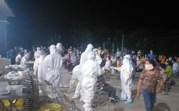 Bắc Ninh ghi nhận thêm 59 ca dương tính với SARS-CoV-2, 7 người phải thở máy
