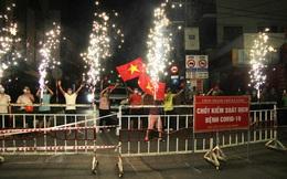 Người dân Đà Nẵng vui mừng dỡ phong tỏa khu vực bar New Phương Đông