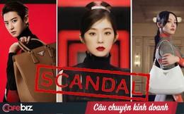 """Đồng cảm với Shopee, Prada cũng từng lâm vào cảnh """"Nhà tôi 3 đời chọn sai đại diện thương hiệu"""": 4 tháng có tới 3 đại sứ dính scandal từ Hàn Quốc sang Trung Quốc"""