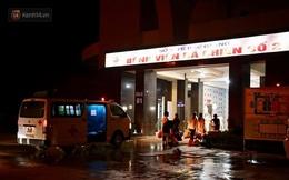 Chùm ảnh: Trắng đêm di chuyển 500 bệnh nhân Covid-19 về bệnh viện dã chiến số 2 Bắc Giang