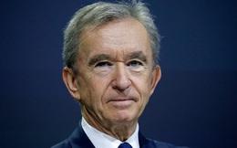 Ông chủ LV lần thứ 3 lên ngôi giàu nhất thế giới trong một tuần