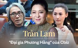 """Trần Lam: """"Đại gia Phương Hằng của Cbiz"""" vạch trần Châu Tinh Trì - Trương Bá Chi, khiến dàn sao nể sợ vì thế lực hùng mạnh"""