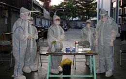 ẢNH: Thần tốc lấy 700 mẫu xét nghiệm tại công ty bếp gas do liên quan đến ca nhiễm tại Hội thánh truyền giáo Phục Hưng