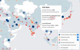 """Bằng chứng cho thấy việc phong toả kịp thời ở Việt Nam giúp """"chặt đứt"""" nguồn lây của 30% ca bệnh không được phát hiện"""