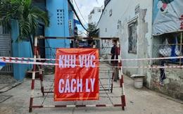 Quận Gò Vấp tiếp tục ghi nhận ca nghi nhiễm Covid-19, tạm phong tỏa một hẻm trên đường Dương Quảng Hàm