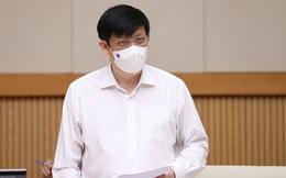 Bộ trưởng Nguyễn Thanh Long: 'Đợt dịch Covid-19 lần này có đa nguồn dịch, đa hình thái, đa chủng lây nhiễm'