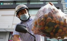 Thương lái Trung Quốc giảm mua, người Hà Nội thức đêm, đội mưa để giải cứu vải Bắc Giang