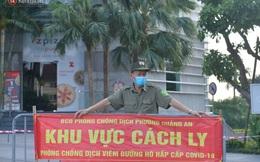 Hà Nội ghi nhận 6 ca dương tính SARS-CoV-2, trong đó có chuyên gia Nhật Bản trú tại quận Tây Hồ
