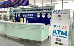 """Sân bay Nội Bài lên tiếng vụ """"dung dịch rửa tay sát khuẩn là nước lã"""""""