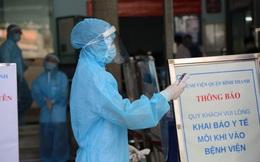 Thêm 10 người dương tính với SARS-CoV-2, trong vòng 3 ngày, TP.HCM ghi nhận đến 100 ca bệnh mới
