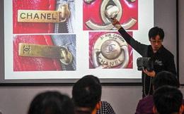 Giới nhà giàu Trung Quốc chi 55 triệu tham gia khóa học phân biệt hàng hiệu xịn và fake