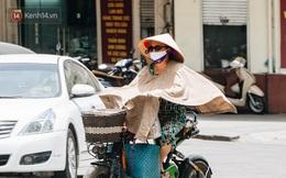 Nắng nóng gay gắt ở Hà Nội và Bắc Bộ kéo dài đến cuối tuần, có nơi đạt đỉnh trên 40 độ C
