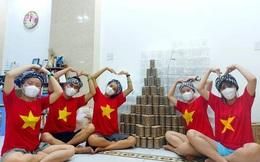 """1.000 hũ muối vừng từ TP.HCM tiếp sức cho """"tâm dịch"""" Bắc Giang, hành động nhỏ nhưng ý nghĩa lớn"""