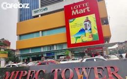 Một đại siêu thị đóng cửa giữa mùa dịch: Lotte Mart ở Mipec Tây Sơn sẽ ngừng hoạt động từ tháng 7/2021