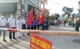 Truy vết người tiếp xúc gần với nữ công nhân là F1 đi từ Bắc Ninh về Nghệ An