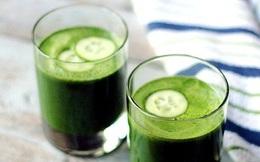 Thức uống mùa hè giúp giải nhiệt cơ thể đơn giản dễ áp dụng