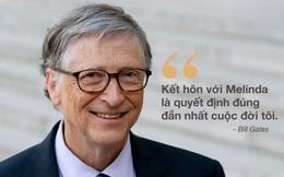 """Trước khi LY HÔN, """"đệ nhất ngôn tình"""" Bill Gates từng tấm tắc: """"Kết hôn với Melinda là quyết định sáng suốt nhất đời tôi"""""""