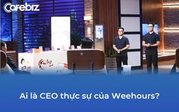 Vì sao Vua Cua, Coolmate đều đích thân CEO gọi vốn trên Shark Tank, còn Weehours lại không?