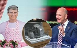Sở hữu hơn gần 150 tỷ USD, đáng lẽ Bill Gates nên tham khảo 1 vài chiếc máy rửa bát cao cấp như thế này thời còn hạnh phúc bên vợ