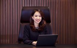 Chân dung nữ Chủ tịch ngân hàng trẻ nhất Việt Nam