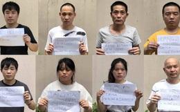 Bắt 11 người nước ngoài nhập cảnh trái phép vào TPHCM dịp lễ 30/4 và 1/5