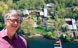 """Điểm tên loạt bất động sản """"khổng lồ"""" của vợ chồng Bill Gates"""