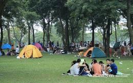 Hà Nội: Tạm dừng hoạt động thể dục thể thao tại công viên, vườn hoa, hạn chế tập trung đông người nơi công cộng để phòng dịch