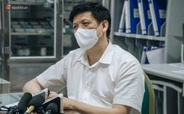 Bộ trưởng Bộ Y tế nói về nguồn lây chùm 22 ca bệnh tại BV Bệnh Nhiệt đới TW