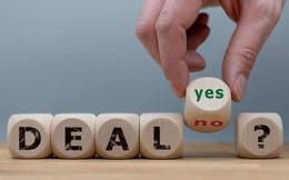 Muốn thành công trong bất kỳ cuộc thương lượng nào, hãy nhớ luật con số 4 sau