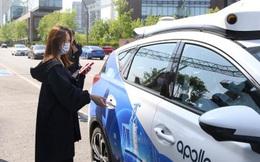 Trung Quốc triển khai dịch vụ taxi không người lái