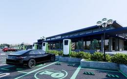 Trạm sạc VinFast sẽ chỉ phục vụ ô tô điện VinFast