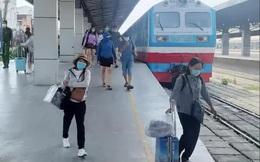 CHÚ Ý: Dừng hàng loạt đoàn tàu từ TP HCM đi 1 số tỉnh, thành và ngược lại