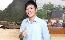 """Sau ồn ào """"ngâm"""" 13,7 tỷ đồng, phía Hoài Linh bắt đầu loạt hoạt động giải ngân: Đã đến 4 địa phương, trao 4,57 tỷ đồng cho bà con vùng lũ"""