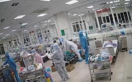 """11 bệnh nhân Covid-19 nặng và """"siêu nặng"""" được cứu sống thần kỳ tại Bệnh viện Bệnh Nhiệt đới Trung ương"""
