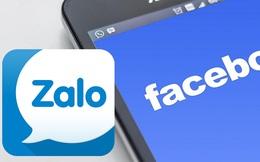 Zalo soán ngôi Facebook Messenger, trở thành ứng dụng nhắn tin được yêu thích nhất Việt Nam