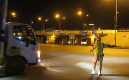 CSGT TP.HCM xử phạt người tham gia lưu thông không đeo khẩu trang từ ngày 1/6