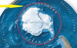 'Năm châu bốn biển' giờ xưa rồi vì Trái Đất đã có đại dương thứ 5 - CIA công bố kỷ lục 'đáng sợ'
