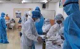 TP. HCM: Phát hiện 2 vợ chồng dương tính với SARS-CoV-2 qua khám sàng lọc