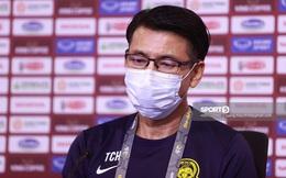 HLV tuyển Malaysia nhận tin cha qua đời ngay trước trận đấu với tuyển Việt Nam