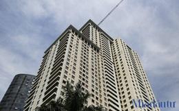 Cận cảnh dự án chung cư 12 năm chưa xây xong ở Hà Nội