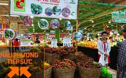 Big C Việt Nam và Grab bắt tay hỗ trợ bán vải thiểu Bắc Giang online, giá rẻ lại còn free ship