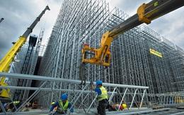 """Ngành xây dựng lao đao vì cơn """"bão giá thép"""""""