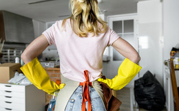 Làm việc ở nhà càng nhiều, phụ nữ càng chán hôn nhân