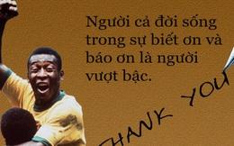 Thắp sáng ngọn đèn biết ơn trong tim - Câu chuyện về lòng biết ơn vị huấn luyện viên, nhờ đó Pele có cơ hội trở thành Vua bóng đá