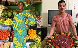 Chàng trai Bắc Ninh chia sẻ điều thú vị khi đi chợ ở Châu Phi: Mặc cả từng đồng như chợ Việt, hành lá quý giá như vàng!