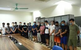 Hà Nội: Triệt phá đường dây cá độ bóng đá nghìn tỉ qua trang web nổi tiếng