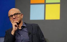 CEO gốc Ấn trở thành Chủ tịch HĐQT Microsoft