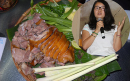 """Người mẫu Ukraina lên án người Việt ăn thịt chó, lại nhớ Huyền Chip từng thẳng thắn: """"Nếu ai ăn thịt mà lên án những người ăn thịt chó thì đó là đạo đức giả"""""""